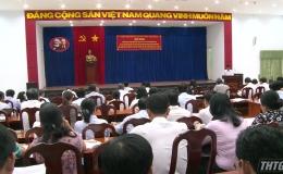 Đảng ủy Khối các cơ quan tỉnh Tiền Giang triển khai Chỉ thị 35 của Bộ Chính trị