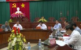 Bí thư tỉnh uỷ Tiền Giang tiếp công dân khiếu nại việc vay vốn tín dụng đen