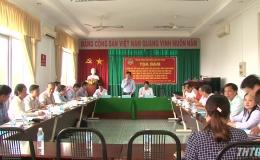 Hội Nông dân Việt Nam tọa đàm về đào tạo nghề và việc làm