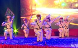 Bộ Công an tổ chức hội thi Phụ nữ lực lượng Công an Nhân dân duyên dáng, tài năng