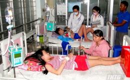 Bệnh sốt xuất huyết tại Tiền Giang tăng hơn 200%