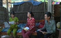 Hoàn cảnh em Võ Thị Huỳnh Như – Bệnh ung thư buồng trứng