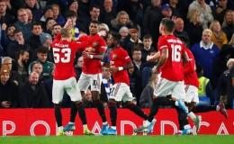Marcus Rashford sắm vai hung thần, Man United quật ngã Chelsea