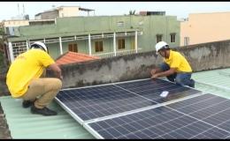 """Chuyên đề 11-10 """"Đầu tư hệ thống điện năng lượng mặt trời để tiết kiệm điện…"""""""