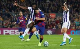 Messi loại đội bóng của Ronaldo, Barcelona tái chiếm La Liga