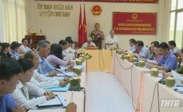 Quốc hội giám sát việc phòng, chống xâm hại trẻ em tại huyện Chợ Gạo
