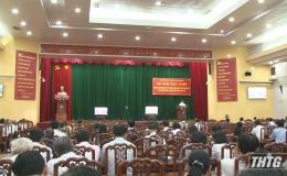 Tiền Giang triển khai trực tuyến kết quả Hội nghị lần thứ 11, Ban Chấp hành Trung ương Đảng Khóa XII