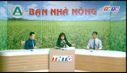 """Bạn nhà nông """"Phân bón An Nông cho lúa Đông xuân"""""""