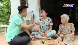 Hoàn cảnh em Nguyễn Thị Kim Quyên