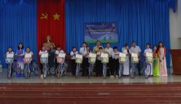 """Chuyên đề 24-10 """"Tân Phú Đông thực hiện các giải pháp giảm nghèo bền vững…"""""""