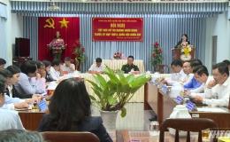 Đoàn Đại biểu Quốc hội Tiền Giang tiếp xúc cử tri ngành Ngân hàng