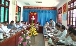 Hội đồng nhân dân giám sát huyện Tân Phú Đông