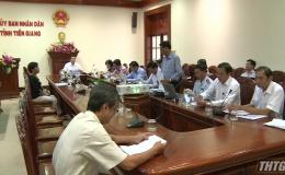 Chủ tịch UBND tỉnh Tiền Giang đối thoại với công dân huyện Cái Bè
