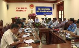 Ban ATGT Quốc gia làm việc với tỉnh Tiền Giang về những bất cập trên tuyến Quốc lộ