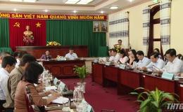 HĐND tỉnh Tiền Giang bàn giải pháp nâng cao chất lượng hoạt động