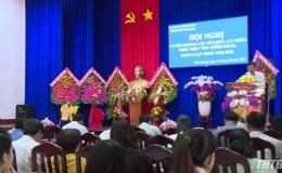 Hội nghị tuyên dương các tổ chức, cá nhân thực hiện tốt chính sách, pháp luật thuế