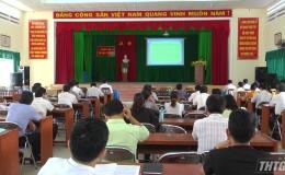 Tiền Giang triển khai các quy định pháp luật về tài nguyên nước