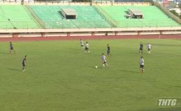 Đội bóng huyện Chợ Gạo vô địch giải bóng đá nông thôn 2019
