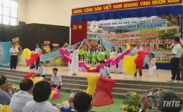 Trường THPT Chuyên Tiền Giang họp mặt kỷ niệm Ngày Nhà giáo Việt Nam