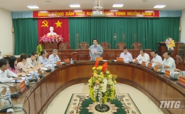 Bí thư Tỉnh ủy Tiền Giang tiếp công dân khiếu nại về chính sách