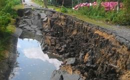 Bán đảo Cà Mau có tốc độ sụt lún cao nhất