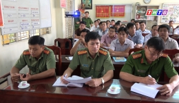 An ninh Tiền Giang 23.3.2021
