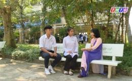 """""""Bông hoa"""" đẹp của ngành giáo dục Tiền Giang"""