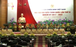 """Phóng sự """"Hội CCB Việt Nam 30 năm xây dựng và phát triển"""""""