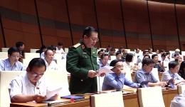 Thượng tướng Nguyễn Trọng Nghĩa: Bảo vệ chủ quyền phải có sách lược phù hợp trong từng tình huống