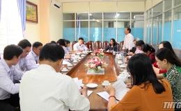 HĐND giám sát ứng dụng CNTT trong giải quyết thủ tục hành chính Sở Công Thương