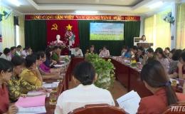 Hội LHPN tổ chức tọa đàm về bạo lực gia đình và xâm hại trẻ em