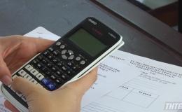 Hội Toán học Tiền Giang tổ chức thi giải toán trên máy tính Caiso