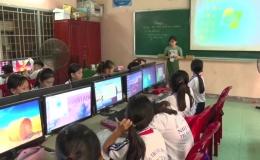 """Chuyên đề 13-11 """"Trường THCS Nhị Quý với phong trào dạy tốt học tốt"""""""