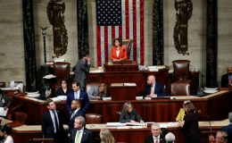 Hạ viện Mỹ mở toang cánh cửa điều tra luận tội ông Trump