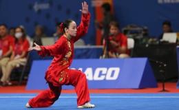 Trần Thị Minh Huyền giành huy chương đầu tiên cho thể thao Việt Nam