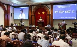 Tiền Giang khai mạc kỳ họp thứ 11 HĐND tỉnh khóa IX