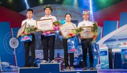Nam sinh trường THPT chuyên Tiền Giang về nhất cuộc thi tuần với số điểm ấn tượng