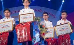 Trương Hoàng Phúc giành chiến thắng chung kết tháng thứ 1- Đường đến vinh quang năm thứ XI