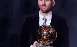 """Lionel Messi lưu danh lịch sử với """"Quả bóng vàng"""" thứ 6"""
