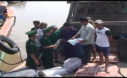 """Phóng sự """"Chi cục Thủy sản Tiền Giang với công tác phòng chống lụt bão năm 2019″"""