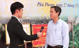 Chuyên đề 27.12- Xã Phú Phong đạt chuẩn nông thôn mới