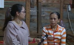 Hoàn cảnh gia đình chị Lê Thị Hiền