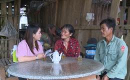 Hoàn cảnh gia đình chị Trần Thị Dệt
