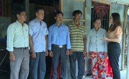 Hoàn cảnh gia đình anh Trần Văn Lộc