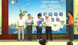 Hoàn cảnh em Nguyễn Huỳnh Duy Khang