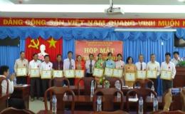 """Chuyên đề 19.12 """"Tân Phú Đông tích cực thực hiện phong trào đời sống văn hóa…"""""""
