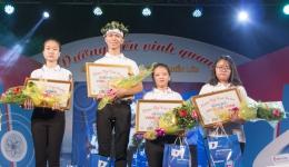 Nam sinh Tân Phước giành giải nhất tuần đầu tiên của tháng thứ 2