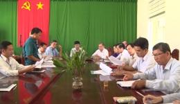 """Chuyên đề 25.12 """"Xã Tân Bình  điểm sáng về công tác quân sự quốc phòng địa phương…"""""""