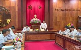 Năm 2019, Tiền Giang thu hút 25 dự án tổng vốn đầu tư trên 13.320 tỉ đồng