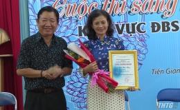 Trao giải cuộc thi sáng tác ca cổ các tỉnh Đồng bằng sông Cửu Long năm 2019